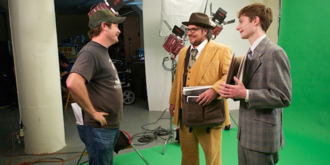 """""""Parks and Recreation"""" Star Nick Offerman Directed Jeff Tweedy's Upcoming """"Low Key"""" Video"""