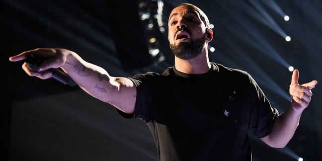 "Listen to Drake's New Songs ""Sneakin'"" [ft. 21 Savage], ""Two Birds, One Stone,"" and ""Fake Love"""