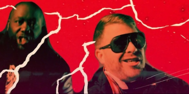 "Run the Jewels Share ""Lie, Cheat, Steal"" Video, Star in BBC Interactive Documentary"