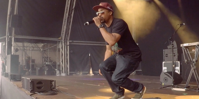 Watch Dâm-Funk Perform at Primavera Sound for Pitchfork and GoPro's GP4K