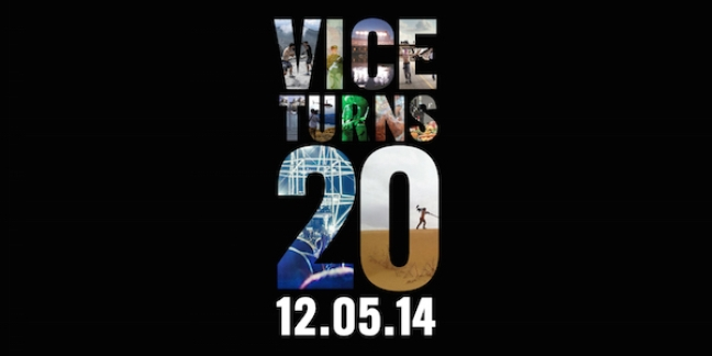 Vice's 20th Birthday Party To Feature Performances by Jarvis Cocker, Lil Wayne, Ghostface Killah, Action Bronson, Chromeo, More