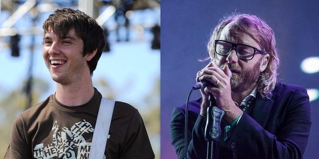 "Watch Joyce Manor Cover the National's ""Mistaken for Strangers"""