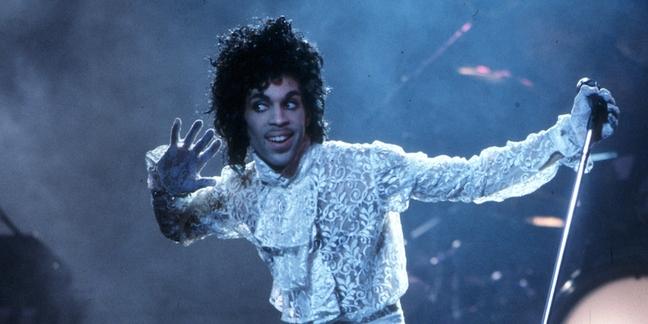 Prince Bought the Purple Rain House