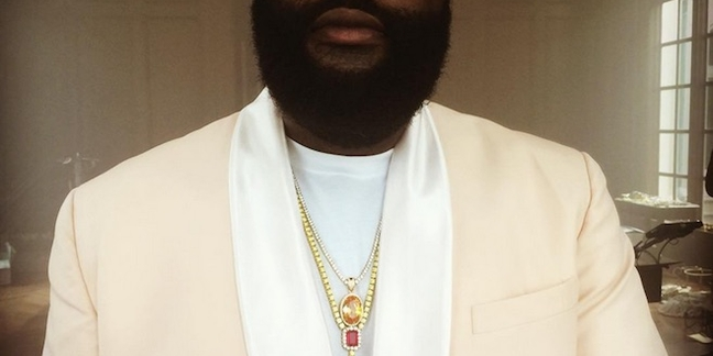 """Rick Ross Will Release New Album Black Dollar This Week, Shares """"Foreclosures"""""""