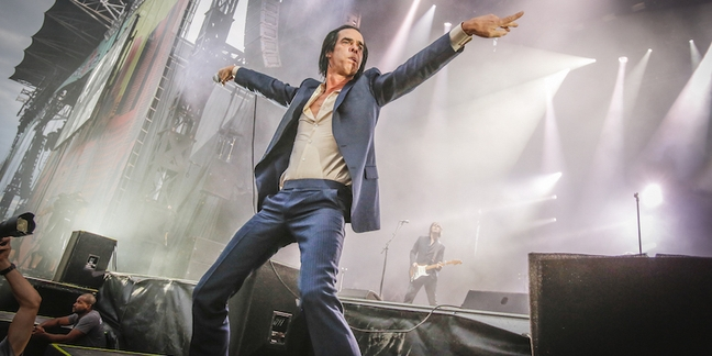 Nick Cave & the Bad Seeds Announce New Album Skeleton Tree